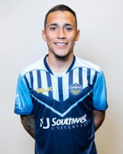 "Bel Air alum Louis ""Chapa"" Herrera is a midfielder for the El Paso Locomotive"