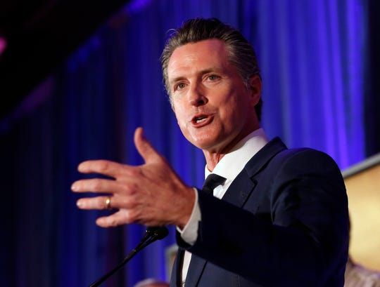 Following Katie Hill's resignation from Congress, California Gov. Gavin Newsom has 14 days to set a date for a special election starting with the day the political seat is vacated.
