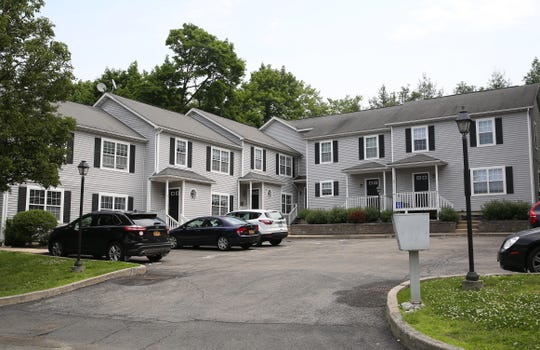 Rye Country Day School owns the apartments at 29-39 New Street in Rye which are the subject of tax issues in Rye June 5, 2019.