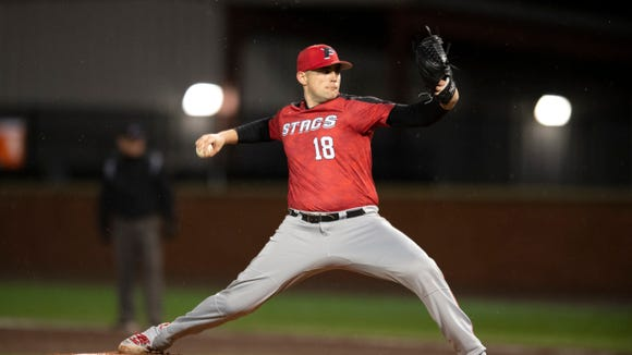 Fairfield University pitcher and Tuckahoe graduate Austin Pope was selected by the Arizona Diamondbacks in the 15th round of the 2019 MLB Draft.