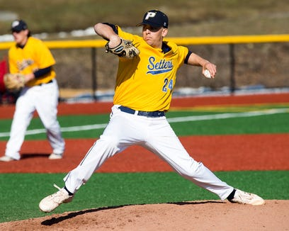 Pace University left-handed pitcher and North Rockland graduate Dan Wirchansky was selected by the Milwaukee Brewers in the 25th round of the 2019 MLB Draft.