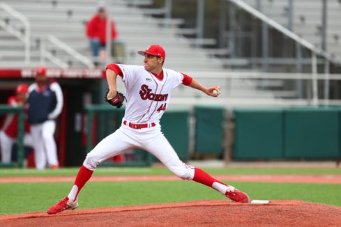St. John's pitcher Joe LaSorsa, an Iona Prep graduate and Katonah native, was selected by the Tampa Bay Rays in the 18th round of the 2019 MLB Draft.