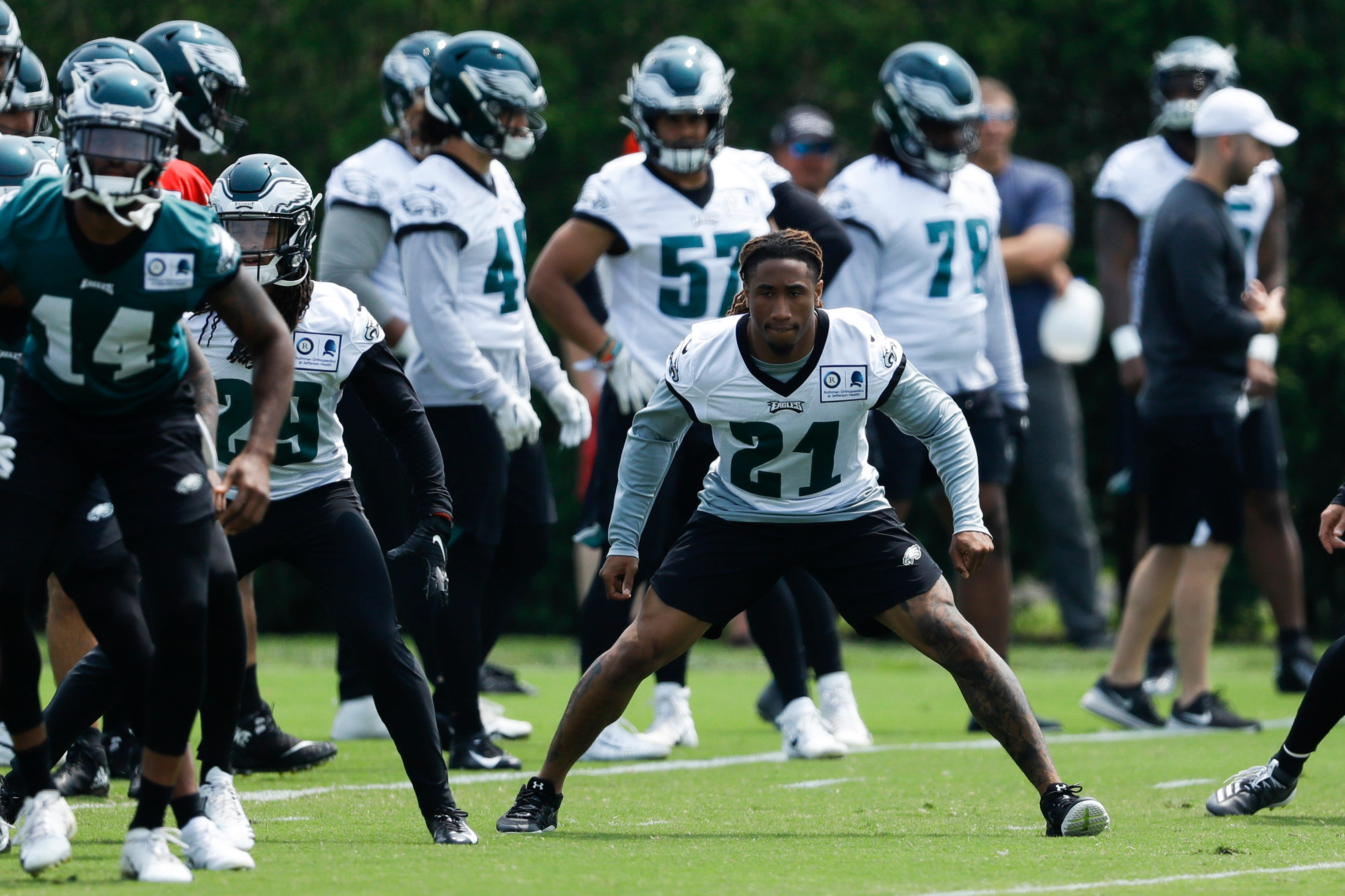 5 things to watch as Philadelphia Eagles open training camp in 2019