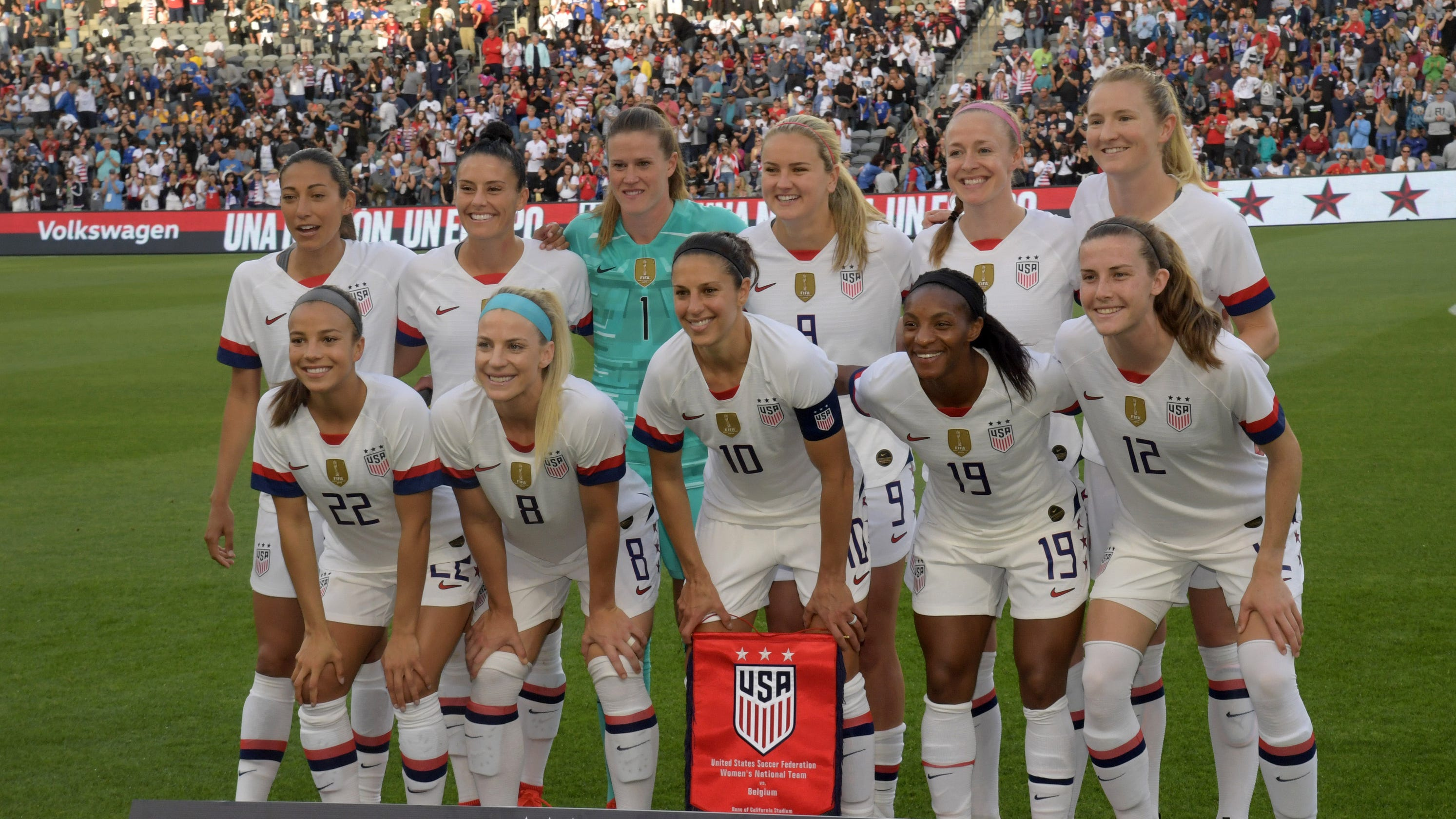 Usa Womens Soccer Schedule 2019 2019 FIFA Women's World Cup: USWNT schedule, game times, how to watch