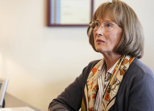 "Meryl Streep as Mary Louise on ""Big Little Lies."""