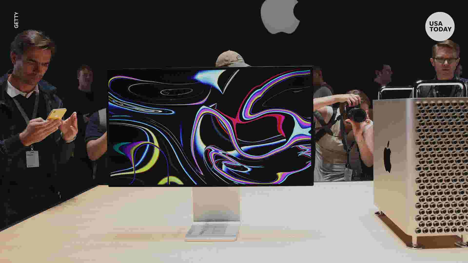 Apple unveils $1,000 Pro Display stand. Twitter users say 'no thanks!'