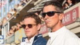 "Matt Damon and Christian Bale team up to build a car for Ford Motor Company to take on the legendary race cars of Enzo Ferrari in ""Ford v. Ferrari."""