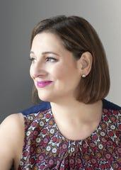 Author Jennifer Weiner.