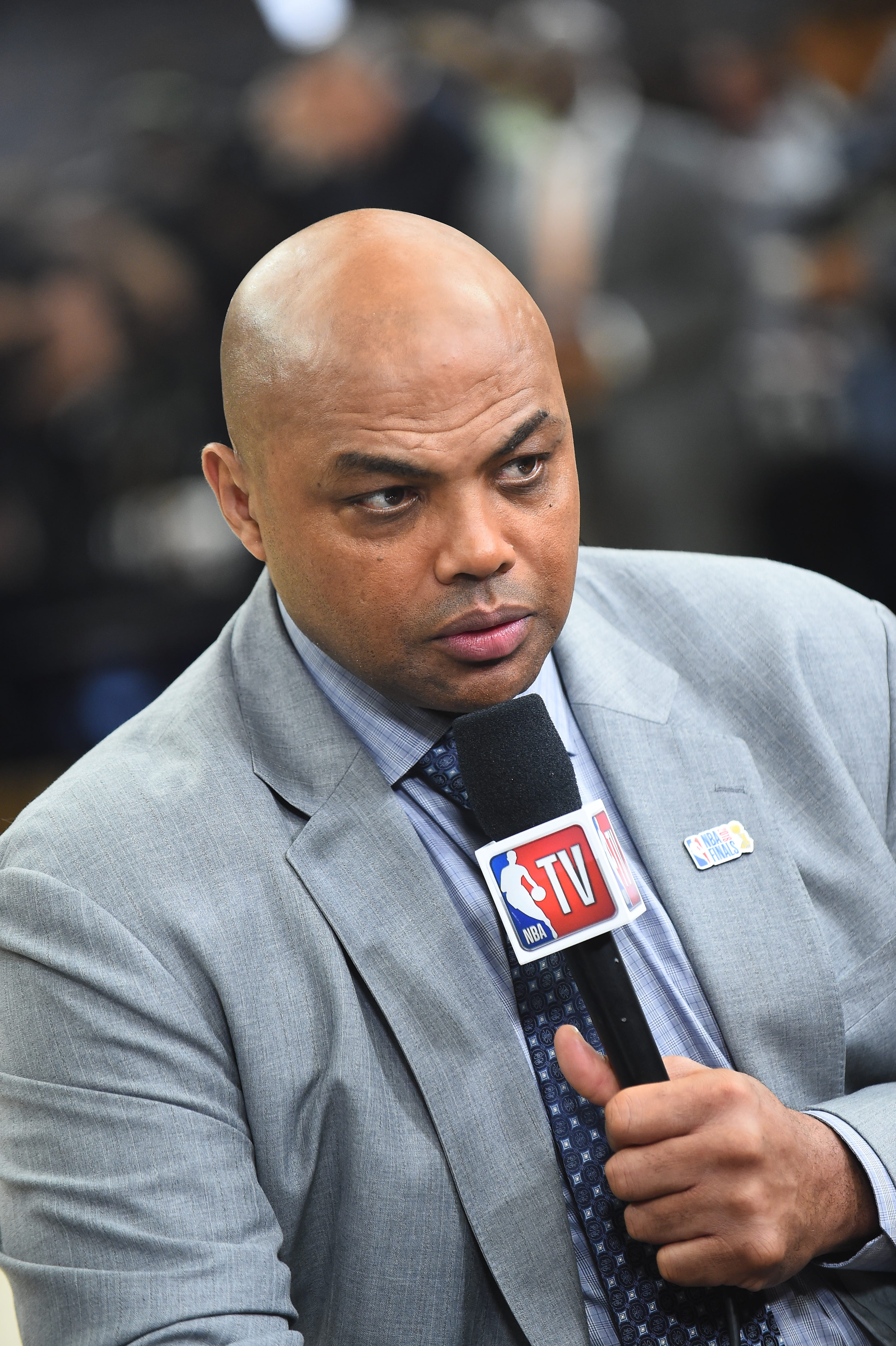 Charles Barkley doubles down on Marchand-Draymond Green comparison: You want to punch them in face