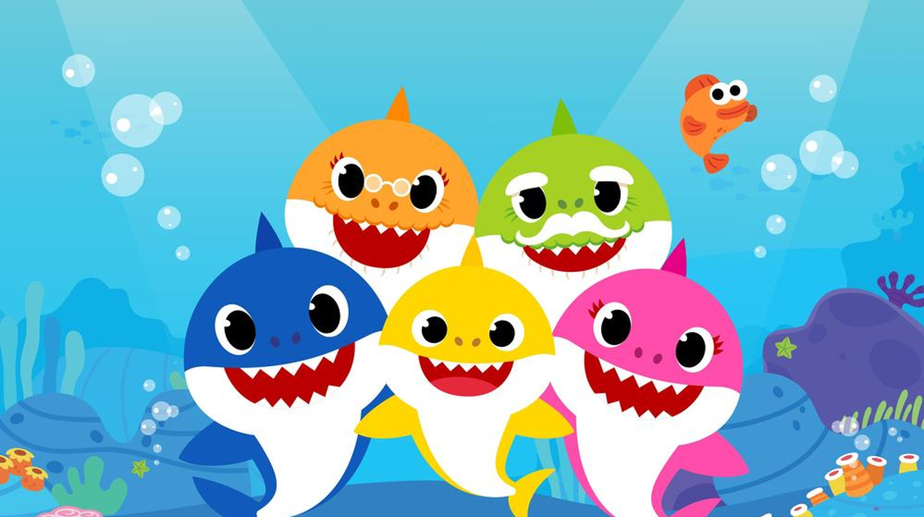 Did 'Baby Shark' violate copyright law? A New York entertainer thinks so