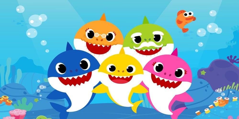 Baby Shark Creators In Legal Battle With Endwell Ny Entertainer