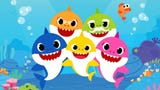 One Baby Shark song has more than 100,000 views on Youtube. Another has more than 3.2 billion views.