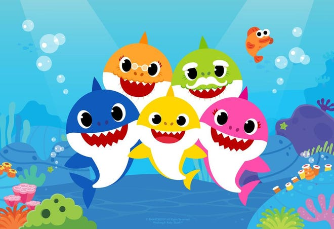 Baby Shark Tv Show In The Works With Nickelodeon Partnership