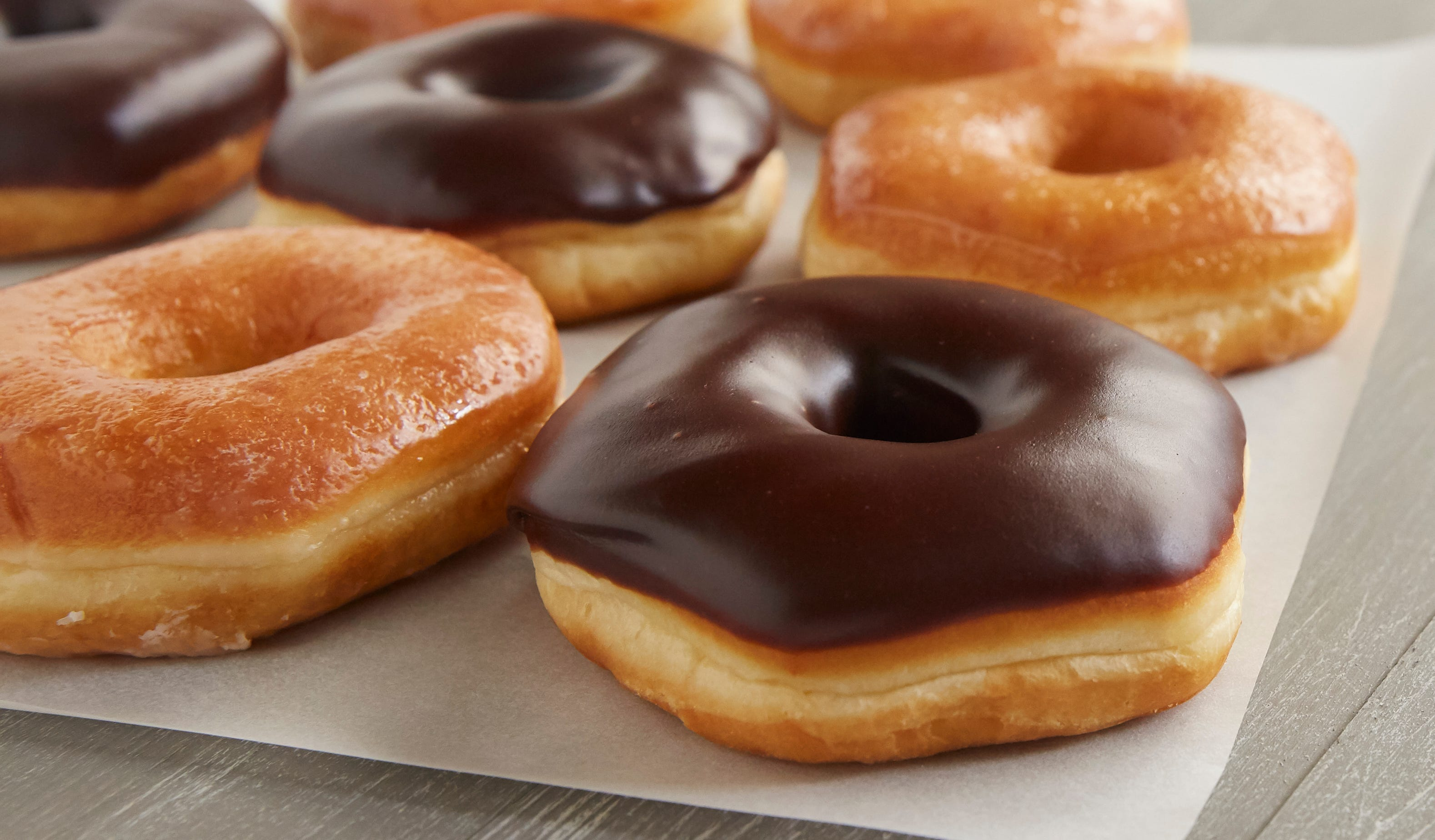 Where to get free donuts today for National Doughnut Day 2019