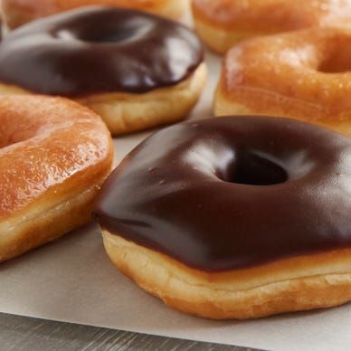 How did doughnut become donut?