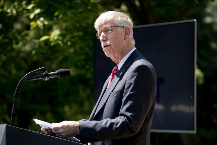 NIH director skips South Carolina beach vacation, warns public about coronavirus travel risks