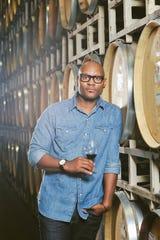 Winemaker Andre Mack
