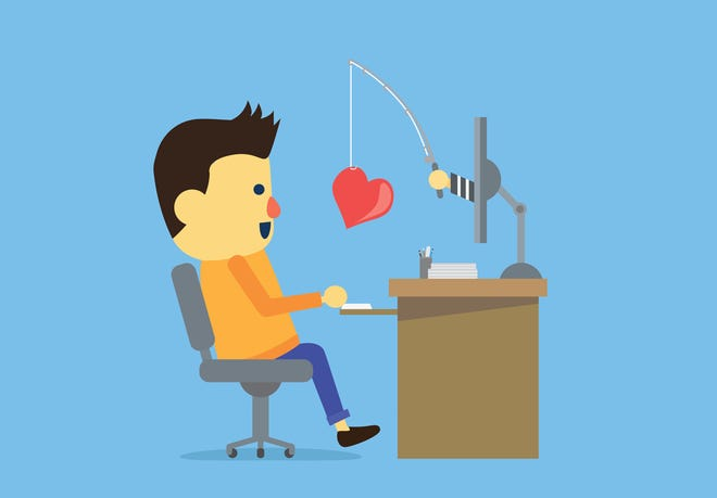 As Valentine's Day draws near, those who are seeking an online romance are being warned to avoid scammers who are intent on draining victims of their life's savings.