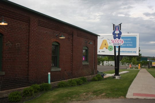 Scoopy Dooby's Ice Cream is located at 45 Lewis St. in Binghamton.