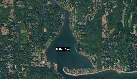 The state's Department of Health plans to reclassify Miller Bay to open it for shellfish harvesting.