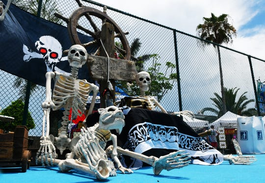 Cocoa Beach Pirate Fest is this weekend at the International Palms Resort at 1300 North Atlantic Avenue.