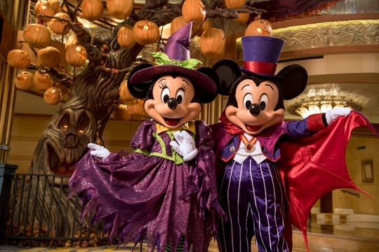 "Disney Cruise Line will have the theme of  ""Halloween on the High Seas"" for many of Disney's cruises in September and October 2020. For example, each ship will have a signature Pumpkin Tree."