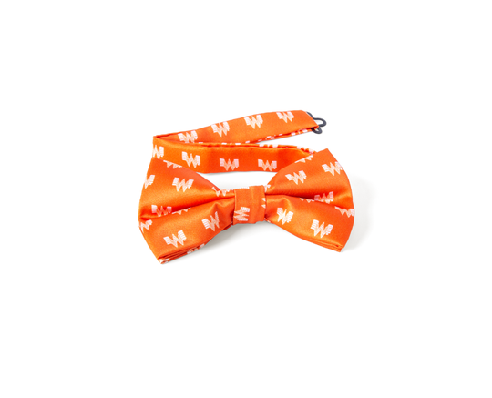This satin Whataburger-themed bow tie is available for $12.99 on Whataburger's website.