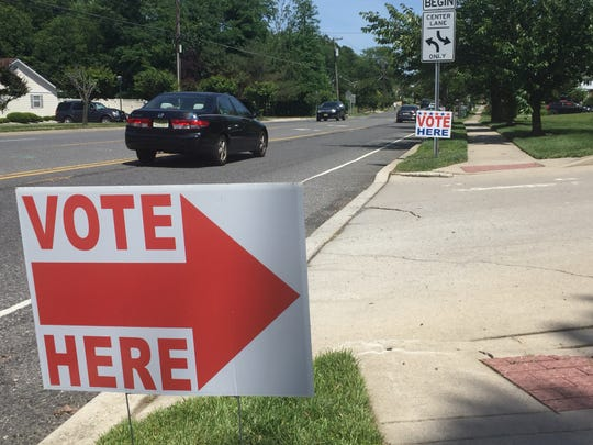 Write-in voters made some odd choices at the polls on Tuesday.