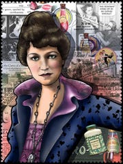 Edna Murphey, the founder of Odorono anti-perspirant who changed advertising Art by Jo Ann Berger