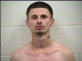 Jacob Ray Julick, 27, has been identified by Erlanger Police as a suspect in an incident where shots were fired at a police officer.