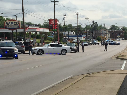 "Police are at an ""active situation"" at Speedway off Dixie Highway in Erlanger"