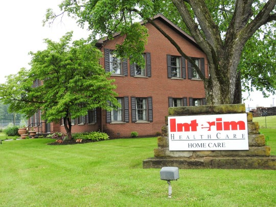 Interim Home Healthcare has recently moved into the red brick building at 450 N. Third St. which was once used by the WestRock papermill.