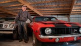 Coyote Johnson of Red Oak, Iowa, has been collecting muscle cars for most of his life. He's putting many of his 87 iconic cars up for auction in September 2019.
