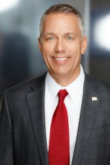 Darren Rebelez, the current president of IHOP, will serve as the CEO and president of Casey's General Store.