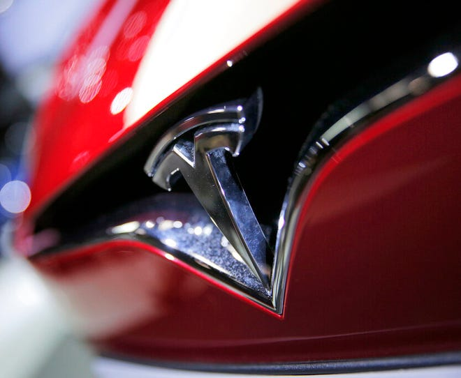 Tesla, based in Palo Alto, California, said in May it was issuing a battery-related software update.