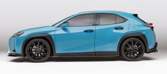 Lexus UX F Sport