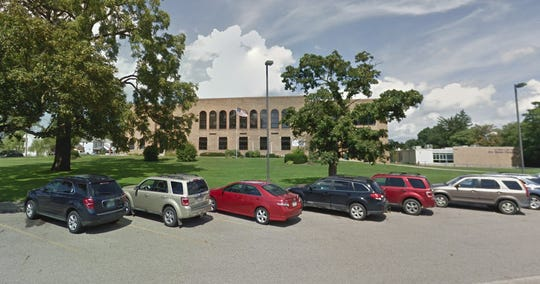 Lee Middle and High School in Wyoming, Michigan.