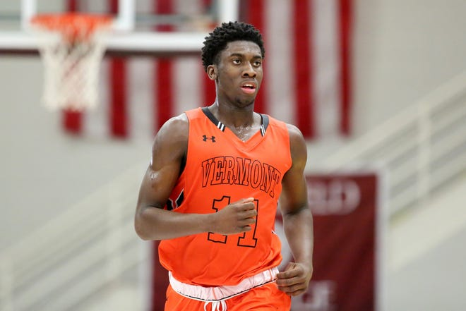 Simi Shittu was one of six prospects the Pistons hosted for a predraft workout on Thursday. After averaging 10.9 points and 6.7 rebounds in his only year at Vanderbilt, Shittu was convinced that he was ready to head to the NBA.