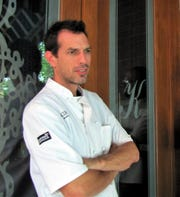 Chef Scott Schymik will be opening Schymik's Kitchen in the location of the Dapper Pig later this summer or fall.