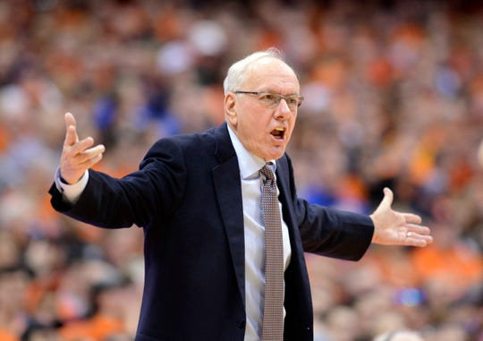 Longtime Syracuse coach Jim Boeheim will see the Iowa Hawkeyes on the opposite sideline for the third time in his 43 seasons as head coach when the Orange host the Hawkeyes on Dec. 3 as part of next season's Big Ten/ACC Challenge.