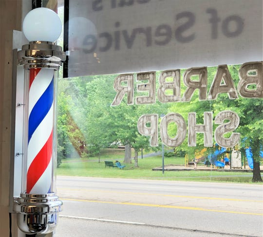 Fountain City Barber Shop officially opened opposite the Fountain City Park on June 6, 2019.