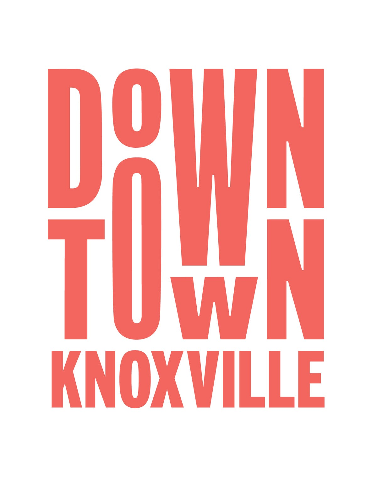 cc37bc3a Downtown Knoxville drops new logo, retail, restaurant alliance rebrands