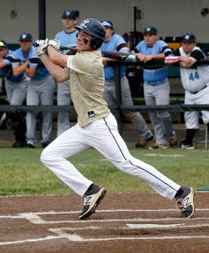 Lancaster's Casey Finck is the 2019 Eagle-Gazette Baseball Player of the Year.