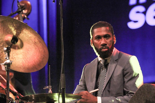 """Lawrence """"Lo"""" Leathers died June 2 in New York, police said. He was a Lansing native and two-time Grammy Award-winning jazz drummer."""