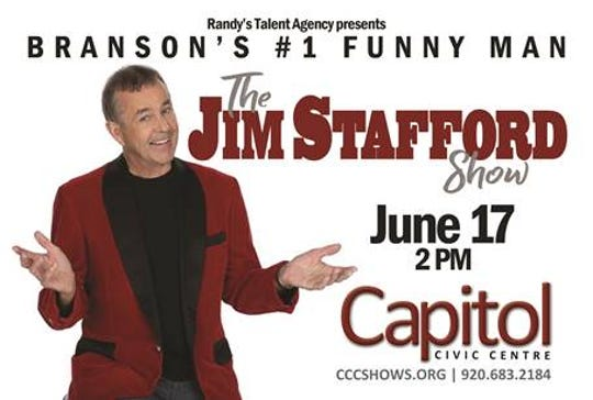 Jim Stafford has had one of the top performing theaters in Branson, Missouri for the past 28 years.