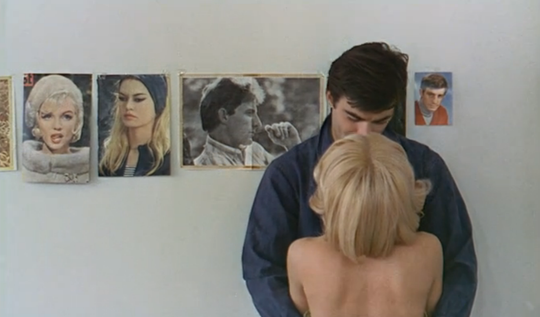"A masterwork of the French New Wave, Agnes Varda's ""Le Bonheur"" screens Wednesday at the Malco Ridgeway."