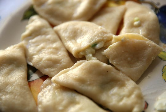 Pierogi, the savory Polish dumplings with a variety of fillings, will be the focus of one of the cooking demonstrations at Polish Fest, June 14 to 16 at Maier Festival Park at Milwaukee's lakefront.
