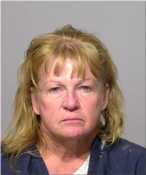 Janet Barnes, of Clovis, California, has been charged with felony theft for allegedly stealing $24,000 worth of jewelry from an open house in Glendale.