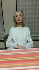 """J.M."", pictured in December 2015 about a year after she was admitted, is one of four plaintiffs listed on a lawsuit filed against Greystone psychiatric hospital in Parsippany."