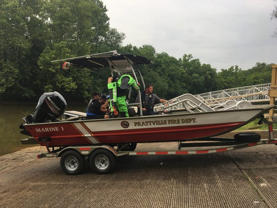 A body found Wednesday in the Alabama River has been identified.